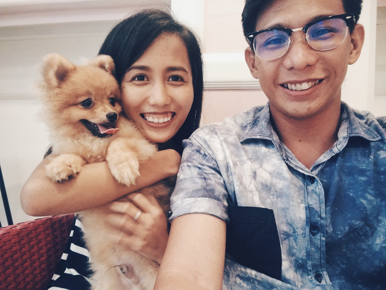 Lovey Doggy cafe